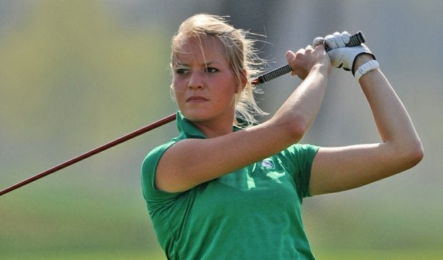 Notre Dame Golfer DQ'ed For Pulling Scores Out Of Her Ass
