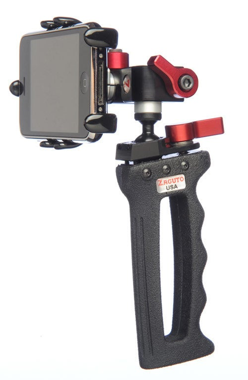 Zgrip iPhone Pro Stabilizer: A Bit Too Nice for Even the iPhone