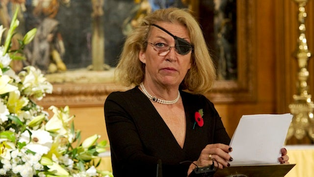Fearless Journalist Marie Colvin Killed in Syria