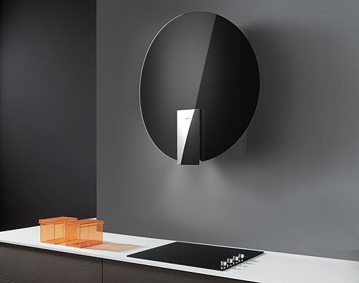 Elica Space: Weird-Looking Range Hood That's Nearly Silent