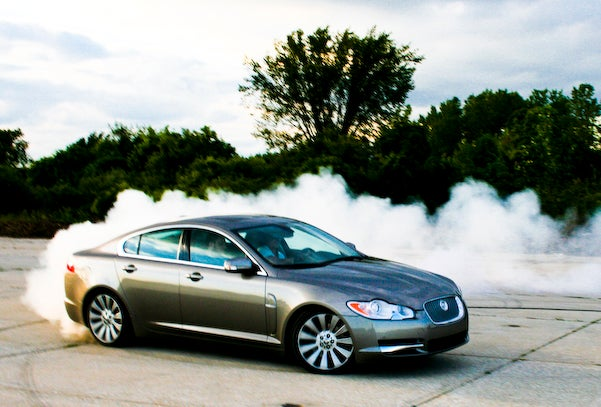2009 Jaguar XF, Part One