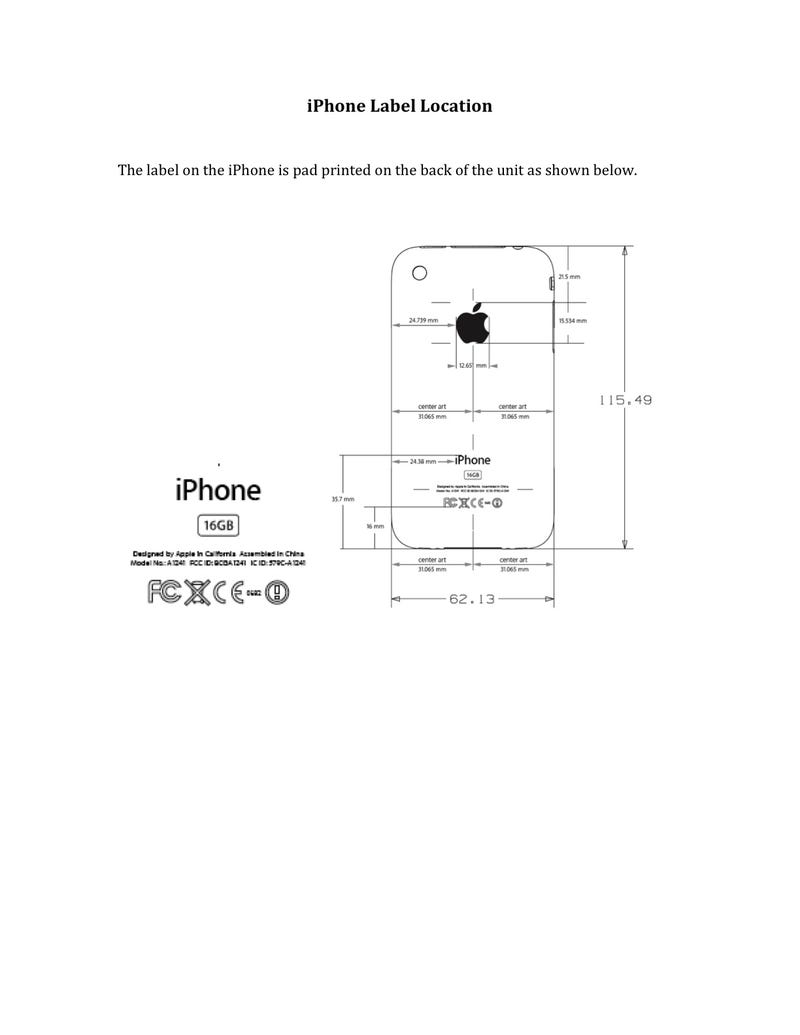 """iPhone 3G"" FCC Application Hints at Potential Apple ""Smartphone"""