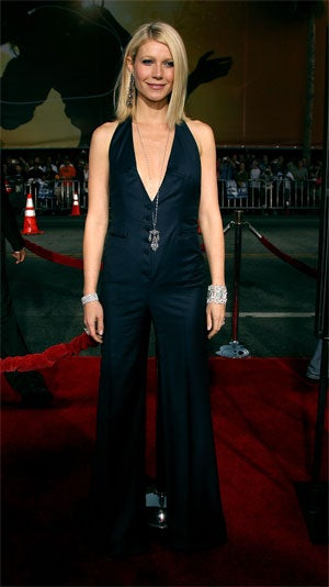 Iron Man Premiere: The Bold, The Beautiful, The Jumpsuit On Gwyneth