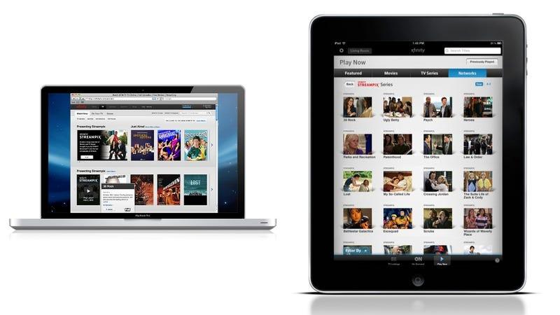 Streampix: Comcast's Answer to Its Netflix Problem?