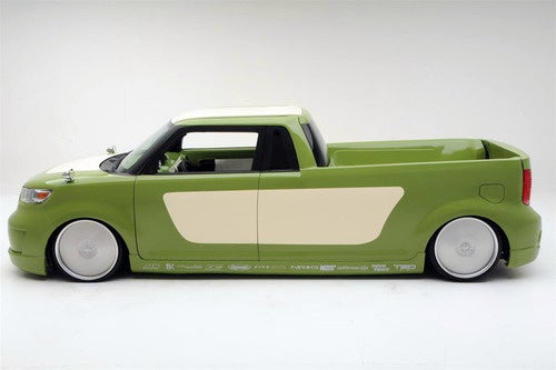 Scion xB-amino Concept: Cross-Cultural, Retro And Cool