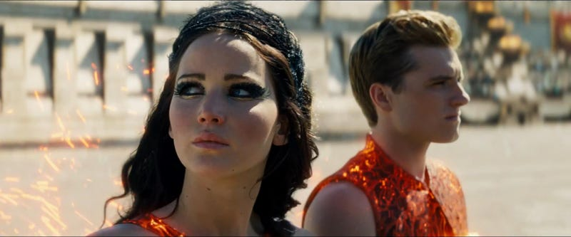 Hunger Games: Catching Fire is a captivating tale of privilege and PTSD