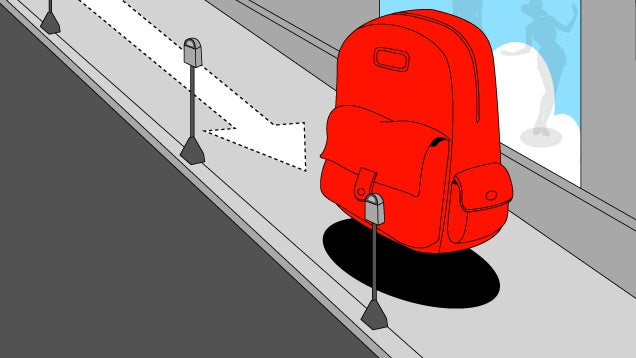 A Public Service Announcement About Your Backpack