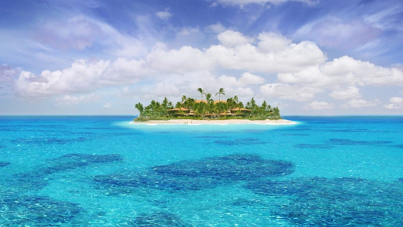 Scientists Discover 657 New Islands
