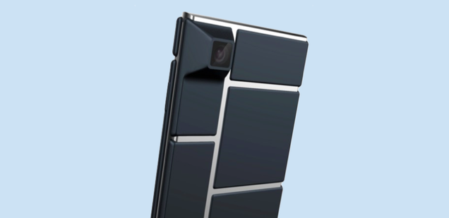 Google Reveals More Design Details About Its Modular Ara Phone