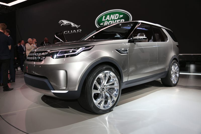 Land Rover LR2 Replacement Arrives In 2015 As The Discovery Sport