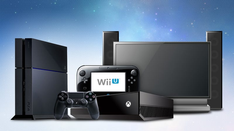 What the PlayStation 4, Xbox One, and Wii U Mean for Your Home Theater