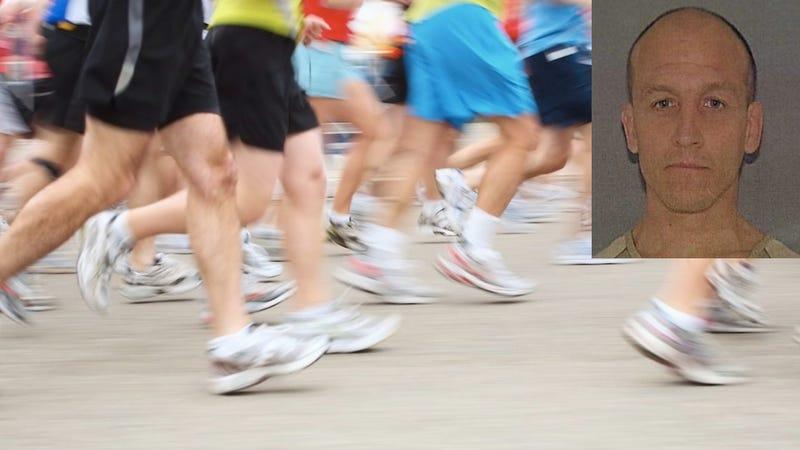 Cops Tase Naked Marathon Runner