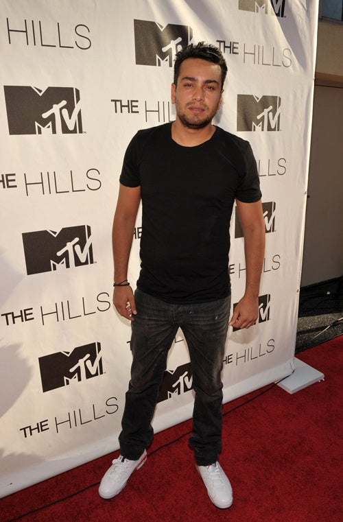 Spencer Pratt Crashes The Hills Red Carpet In Disguise