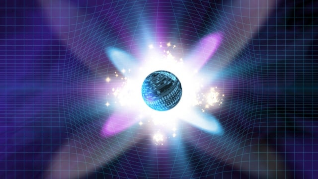 What if every electron in the universe was all the same exact particle?