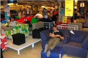Ikea Is the Disney World of China