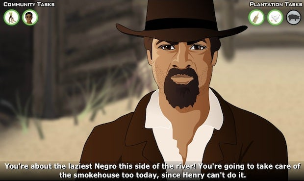 They Made a Video Game About Slavery, And It's Actually Good