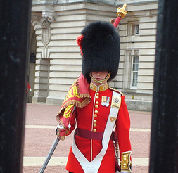 Changing of the Guard