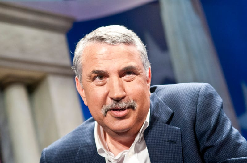 Thomas Friedman's Still Writing About His Daughter's College Roommate