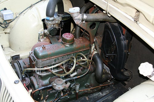 Engine Of The Day: Renault Ventoux