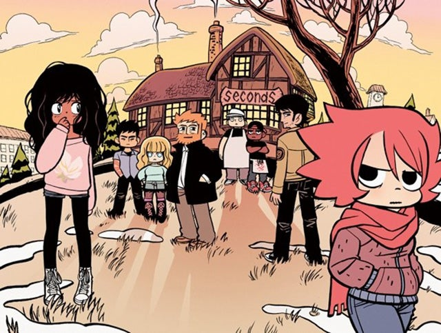 Bryan Lee O'Malley's ​Seconds: Scott Pilgrim Grows Up (Maybe)