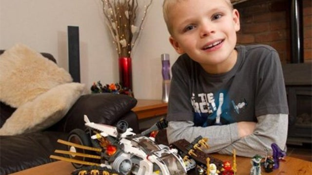 Why Lego Is Awesome: The Heartwarming Story of a Kid Who Lost a Minifig