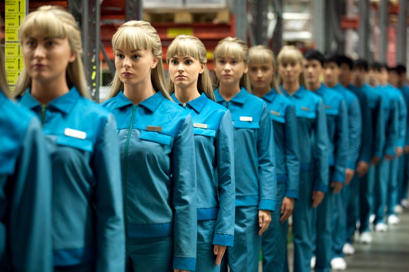 These are the jobs that robots will never steal from us