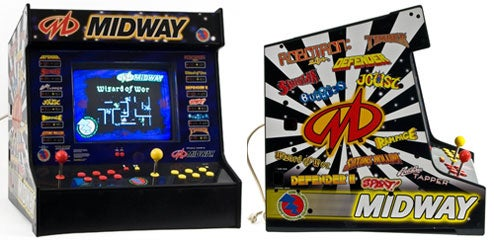 Dealzmodo: $200 Midway Tabletop Arcade