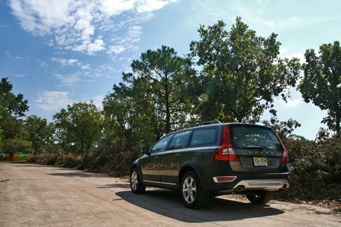 2009 Volvo XC70 T6, Part Two