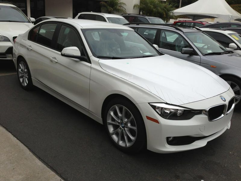 Dealer In California Now Has 'Jalopnik Edition' BMW 3-Series In Stock