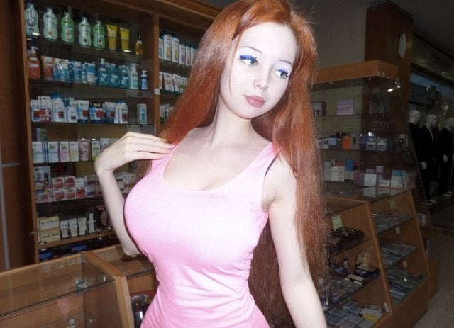 "The Latest ""Human Barbie"" Is a Teenager Named Lolita"