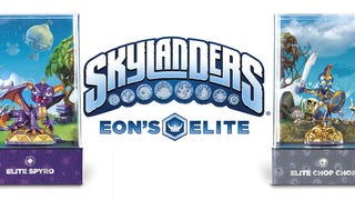 "These Aren't Old Skylanders, They're Eon's Elite ""Premium"" Skylanders"