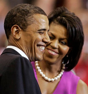 If You Won't Vote For Barack, Would You Consider Voting For Michelle?