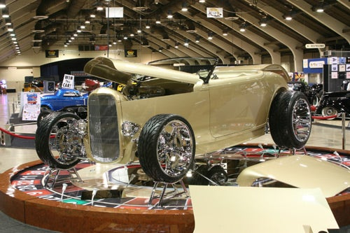 Jalopy Journal Goes Renegade, Another Beige Roadster Last Straw