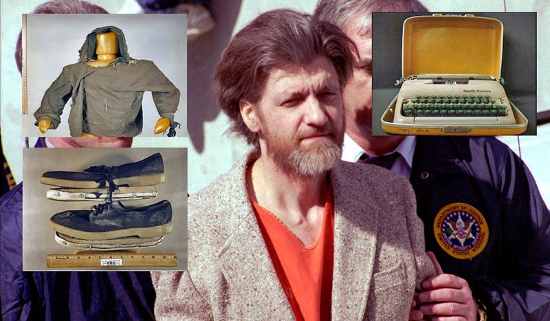 The Best Deals Still Available from the Unabomber Auction