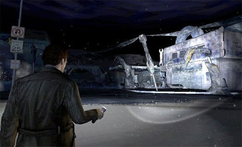 Silent Hill: Shattered Memories PSP Hands-On
