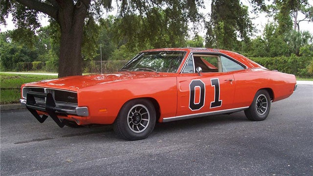 "First ""General Lee"" ever built heads to auction"