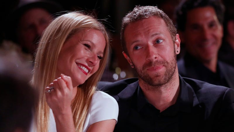 "Gwyneth Paltrow and Chris Martin Split Up in ""Conscious Uncoupling"""