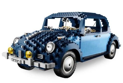 New Lego Beetle Is Not Lego New Beetle