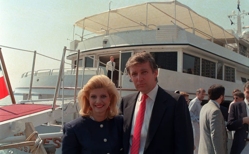 News Organizations Ask NY State Supreme Court to Unseal Trump's 1990 Divorce Records