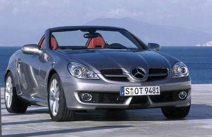 The New Mercedes SLK: A Little Off The Nose And Chin Doc