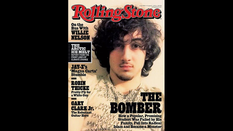 Jahar Tsarnaev Lands Cover of Rolling Stone, Incites Rage and Boycotts