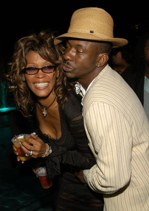 Whitney Houston And Bobby B: Back Together?