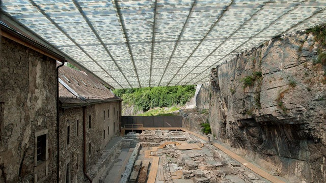 How Architects Saved An Ancient Abbey From Destruction