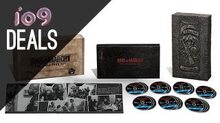 Deals On Sons of Anarchy, Game of Thrones, Cowboy Bebop, Cosmos