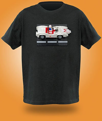 Lego Baseplate Shirt May Be the Dorkiest Shirt Ever Made