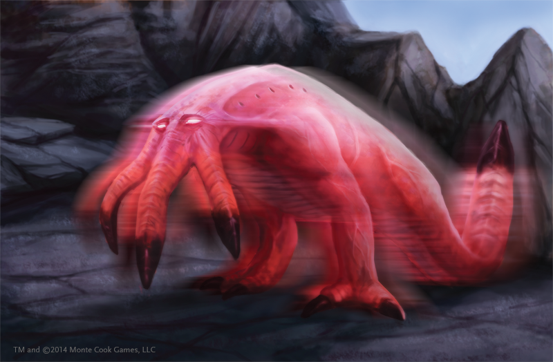 Numenera Bestiary unleashes the bizarre beasts of the Ninth World