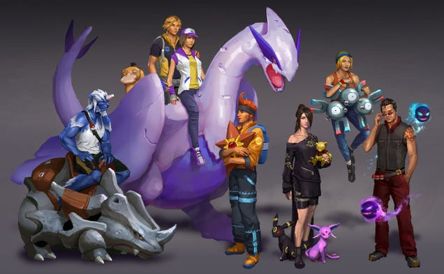 Worlds Collide: Pokemon vs Final Fantasy, Dragon Age vs Mass Effect