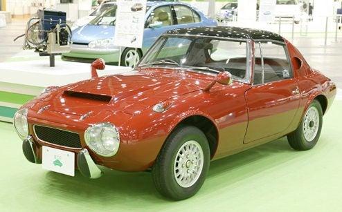 Toyota Hybrid Circa 1977