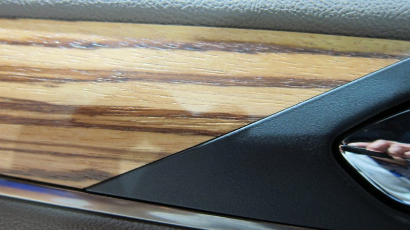 Is It Shiny Or Dull Wood That Says Luxury In Cars?