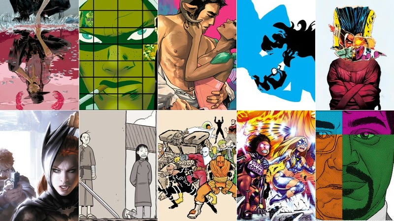Kotaku's Favorite Comics from 2013